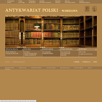 Działalność firmy Antykwariat Polski to w szczególności skup i wycena wartościowych starodruków polskojęzycznych. Skupujemy starodruki, lecz także duże cenne księgozbiory. Jeśli posiadasz stare polskie książki - skontaktuj się z nami. Odwiedź naszą stronę internetową i zapoznaj się z listą szczególnie poszukiwanych przez nas książek. Być może ty również posiadasz którąś z interesujących nas pozycji wydawniczych?