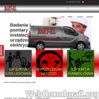 Wypożyczalnia narzędzi Tczew z dostawą. serwis instalacji elektrycznych. ./_thumb/bart-el.pl.png