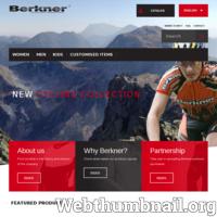 """Berkner jest producentem odzieży sportowej od 27 lat. Firma produkuje ubrania najwyższej jakości w atrakcyjnych cenach. Współpracuje z największymi dostawcami ubrań w Polsce i na świecie. Każdy klient jest dla nich bardzo ważny. Poziom kwalifikacji firmy został doceniony w wielu pismach branżowych, takich jak """"Podróże"""" lub japońskim """"Ski Journal"""". W swojej ofercie Berkner posiada 1200 produktów, prowadzi sprzedaż w 10 państwach. Zaprzecza światowemu trendowi tworzenia produktów krótkiej trwałości. Proces tworzenia ubrań przez firmę jest długi i mozolny, z dbałością o każdy szczegół.  ./_thumb/berkner.pl.png"""