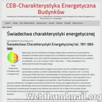 Oferujemy tanie świadectwa charakterystyki energetycznej, projektowana charakterystyka energetyczna, audyt energetyczny oraz audyt remontowy