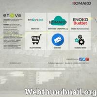 enova365 jest oprogramowaniem ERP, które służy do lepszego zarządzania działaniami w firmach. Programy klasy ERP są powszechne w dużych firmach gdzie optymalizują procesy, ale mogą być z powodzeniem wykorzystywane też w firmach mniejszych, aby lepiej organizować pracę. enova365 jest polskim systemem, który jest wdrażany przez firmę KOMAKO. Od ponad 10 lat ta firma zdobywa doświadczenia we wdrożeniach enova w firmach różnych branż. KOMAKO udostępnia system ERP w chmurze, co jest wygodne szczególnie dla rozproszonych placówek handlowych. Szczegóły wdrożeń systemu ERP przez firmę KOMAKO są dostępne na stronie internetowej.