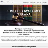 Kompleksowa pomoc prawna oferowana przez doświadczony zespół adwokatów i radców prawnych. Obsługa prawna osób fizycznych, przedsiębiorców i innych podmiotów. ./_thumb/kpwk.pl.png