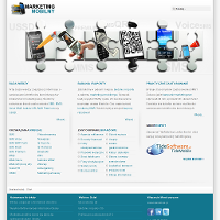 Strona zawiera bezpłatną bazę wiedzy na temat marketingu mobilnego, zastosowania SMS i MMS oraz ciekawe rozwiązań. Codzienna aktualizacja strony gwarantuje najszybszy dostęp do aktualności ze świata, ciekawych treści o SMS-ach, reklamach i kampaniach SMS i MMS, powiadomieniach SMS i loteriach SMS. Marketingowcy znajdą w serwisie wszystkie potrzebne informacje o marketingu mobilnym, od budowania treści marketingowych SMS-ów i MMS-ów i masowych wysyłek SMS i MMS, aż po analizy i raporty dotyczące skuteczności przeprowadzonych już kampanii SMS. ./_thumb/marketing-mobilny.com.pl.png