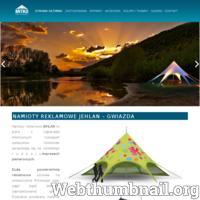 Namioty reklamowe JEHLAN to jedne z najbardziej efektownych rozwiązań zadaszenia. Doskonale sprawdzają się na wszelkiego rodzaju imprezach plenerowych. ./_thumb/namiotyreklamowe.com.pl.png