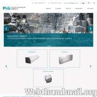 Nasza firma oferuje Państwu granit najwyższej jakości do wykorzystania jako parapety, płyty, kamień, kostka, obrzeża lub jako krawężniki granitowe. Zapraszamy! ./_thumb/polskiekonsorcjumgranitu.pl.png