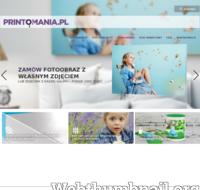 Zamów fotoobraz z własnym zdjęciem lub z naszej galerii (ponad 500 zdjęć). Niepowtarzalne obrazy w rozsądnej cenie. Sprawdź! W ofercie również fotogadżety - zaskakujące upominki na wszelkie okazje! ./_thumb/printomania.pl.png