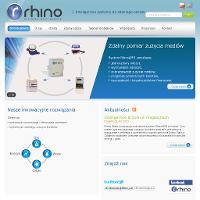 Rhino oferuje kompleksowe rozwiązania systemowe w dziedzinie zdalnego odczytu liczników wody, ciepła, gazu i energii elektrycznej, a także monitoringu i sterowania przepompowni. Wielka oszczędność pieniędzy i czasu w porównaniu z manualnym odczytem liczników. Serdecznie zapraszamy do odwiedzenia strony!