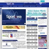 Sportowa Bydgoszcz.pl - to miejsce w sieci, gdzie znajdziesz najnowsze informacje o sporcie w Bydgoszczy ! ./_thumb/sportowabydgoszcz.pl.png