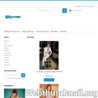 Sklep ze stylową odzieża na każdą okazję!! ./_thumb/stylowo.com.pl.png