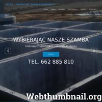 SZAMBA BETONOWE  - MONTAŻ GRATIS - zajmujemy si produkcją szamb betonowych - zbiorników betonowych we wszystkich wymiarach. ./_thumb/szambabetonowe-septic.pl.png