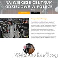 Sprawdź jak dojechać do hal pod Tuszynem - największy rynek hurtowy odzieży - targowisko Tuszyn - Odzież Damska Męska Dziecięca Pod Łodzią - Zapraszamy