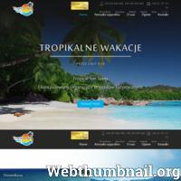 Polski licencjonowany organizator wyjazdów zaprasza na Dominikanę, Seszele, Mauritius. Na stronie znajdziesz także wycieczki typu All Inclusive oraz Last Minute.