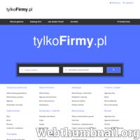 Nowoczesny katalog firm który swoją działalnością obejmuje strony firmowe i firmy w Polsce. Dzięki promocji jaką oferujemy Państwu za pomocą naszej strony która jest niezwykle przydatna i przyczynia się do uzyskania lepszych wyników w wyszukiwarce google, zwiększają Państwo nie tylko zainteresowanie ale także bezpośrednią sprzedaż usług i produktów. Zarejestruj się w naszej bazie firm już dziś i dodaj swoją firmę za darmo.