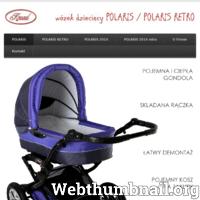 Jeżeli szukają państwo najlepszych wózków dziecięcych serdecznie zapraszamy na naszą stronę. Oferujemy Państwu  dobre wózki dziecięce, wózki wielofunkcyjne 3w1. Jesteśmy wiodącym producentem wózków dziecięcych - producent wózków dziecięcych, produkcja wózków dziecięcych, wózki dziecięce producent. Zapraszamy serdecznie do zapoznania się z naszą ofertą ./_thumb/wozek-polaris.eu.png