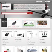 Najnowszej generacji kamery przemysłowe lub niezwykle skuteczny monitoring IP oferuje przedsiębiorstwo Fortec. W umieszczonej pod niniejszym adresem on-line ofercie, przedsiębiorstwo przedstawia swoje kamery do monitoringu i różnorodnego modelu kamery inspekcyjne pozostałych mających renomę producentów. Udostępniane przez Fortec kamery CCTV nabywane mają sposobność być pojedynczo albo też jako specjalna telewizja przemysłowa. Firma oferuje także bardzo szeroki asortyment akcesoriów, przy udziale których kamery IP mogą działać właściwie. Są to m.in. monitory lub uchwyty. ./_thumb/www.fortec.pl.png