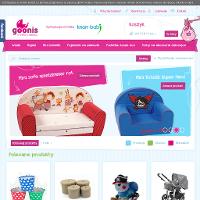 Ważne jest, by bujaki dla dzieci, sofy dla dzieci bądź też pojemniki na zabawki prócz funkcjonalności, zapewniały dzieciom pełne bezpieczeństwo. Dlatego też każdy opiekun, który zamierza kupić bujaki dla dzieci bądź też wózki spacerowe, niezwykle kluczową rolę przywiązuje do jakości wybieranych artykułów. Propozycja sklepu w Internecie Goonis.pl daje możliwość takim rodzicom wybierać wyłącznie z niezwykle dobrej klasy sortymentu. Proponowane w sklepie spacerówki czy też wózki wielofunkcyjne spełnią życzenia nawet wyjątkowo wymagających klientów.
