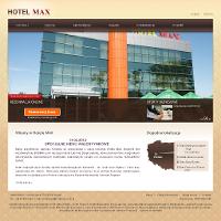 Hotel Luboń. Zapraszamy na miły oraz relaksujący wypoczynek zarówno dla turystów, jak i dla gości biznesowych. Oprócz wygodnych pokoi polecamy darmowy parking, jak również restaurację serwującą wykwintne dania kuchni polskiej i europejskiej. Proponujemy śniadanie w wariancie szwedzkiego stołu wliczone w cenę pobytu. ./_thumb/www.hotelmax.com.pl.png