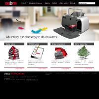 W naszej ofercie tonerów do drukarek laserowych znajdziesz ponad 130 pozycji, które cechują się między innymi podwyższonymi parametrami drukowania. Zaawansowana technologia atramentowa wymaga precyzji i wielu lat doświadczeń. Powszechność tej technologii, wymaga od nas szerokiego asortymentu i dobrej oferty. Kartridże Zebra zastępują najbardziej popularne modele kartridży Hp, Lexmarka, Epsona, Brothera czy Canona. Potrafimy wydobyć z naszych produktów wiele dodatkowych walorów. W naszej ofercie znajdują się kartridże, których pojemność przekracza 3 krotność stosowanego standardu. A to wszystko przy gwarantowanej jakości i niskiej cenie. ./_thumb/www.infozebra.pl.png