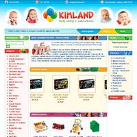 Wielki zestaw zabawek dla najmłodszych odszukać można w ekskluzywnym sklepie Kimland. Dużo lat działania na rynku pozwoliło na zdobycie pozycji prymusa zbycia asortymentu dla dzieci w wojewódźtwie. Wartościowe układy z partnerami poręczają niską opłatę a krocie różnych miejsc uzyskiwania towaru gwarantuje duży wybór. Troszcząc się o bezpieczeństwo dzieci firma Kimpland dba ażeby wszelka lalka wyszczególniona w ofercie miała wymagane zaświadczenia a w związku z tym była istotnie bezpieczna dla maluchów. ./_thumb/www.kimland.pl.png