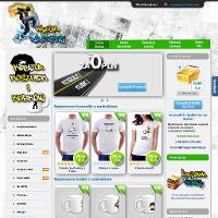 MEGANADRUKI - Sklep internetowy z koszulkami z własnymi nadrukami, zaprasza serdecznie wszystkich zainteresowanych do zapoznania się z naszą fantastyczną i jedyną w swoim rodzaju ofertą. Gwarantujemy bardzo szybką wysyłkę zakupionego u nas towaru oraz najwyższą jakość sprzedawanych u nas koszulek oraz nadruków.