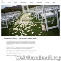 Komplesowa organizacja ślubów i wesel, śluby w plenerze, konsultacje ślubne, business event I M&J Wedding and Events
