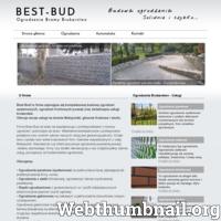 Wykonujemy ogrodzenia systemowe panelowe i siatkowe. Ogrodzenia z cegły klinkierowej, łupane z bloczków i gabiony. Usługi brukarskie Kraków, Małopolska. ./_thumb/www.ogrodzenia-krakow.com.png