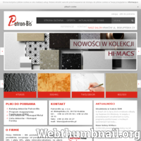 Patron Bis to firma oferująca ponad 500 produktów takich jak laminaty, płyty meblowe oraz parapety. Patron Bis od niemal 20 dystrybuuje te produkty pochodzące od zagranicznych firm Homapal GmbH oraz Fundermax GmbH na terenie Polski. W ofercie firmy znajduje się również profesjonalne doradztwo oraz transport towarów.