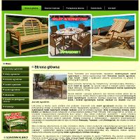 Estetyczne meble ogrodowe z drewna tekowego to idealna propozycja dla każdego, kogo interesują niepowtarzalne meble do ogrodu drewniane. Przedstawiana firma Zestawy Ogrodowe Warszawa dostarcza piękne meble z drzewa egzotycznego, innymi słowy meble z teku, takie jak dla przykładu drewniane stoły ogrodowe, komfortowe ławki ogrodowe z drewna, stylowe leżanki ogrodowe, a także inne solidne meble ogrodowe. Przedstawiana firma zapewnia też znakomitej jakości impregnaty, których walorem jest profesjonalna konserwacja i impregnacja mebli ogrodowych różnego gatunku ? serdecznie każdego zapraszamy!