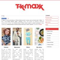 Obojętne czy panowie, czy panie, wszyscy chcemy być ładni, ubierać się stylowo i nowocześnie. Jeśli chcesz nadążyć za czasem, na pewno nie pomijaj naszego portalu nie tylko mody markowej – tkmaxx-online.pl. ./_thumb/www.tkmaxx-online.pl.png