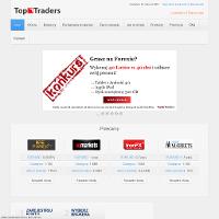Polecanu przez nas portal toptraders.pl Cashback Forex gorąco zaprasza każdego do poznania pełnej palety ofert, obejmującej pomoc dla klienta, o ile chodzi o wybór brokera, a także zwrot prowizji Forex dla ludzi, którzy z wykorzystaniem tego portalu stworzą rachunek u wybranego brokera. Niniejsza platforma Forex, gwarantuje bezpieczeństwo oraz solidność dostarczanych informacji. Prowadzimy współpracę tylko z godnymi zaufania firmami. Nasi brokerzy Forex są regulowani przez właściwe urzędy kontroli finansowej. Zapewniamy ciekawe korzyści dla klientów zakładających rachunek ? gorąco wszystkich zapraszamy!