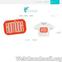 Wdziejto.pl wyróżnij się z tłumu, to internetowy sklep z koszulkami dzięki którym będziesz widoczny w tłumie ludzi przemierzających ulice. Nigdzie niespotykane wzory oraz jakość proponowanych przez nas produktów zadowolą niejednego wymagającego klienta. Zapoznaj się z pełną ofertą produktową na www.wdziejto.pl