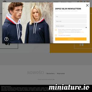 Sklep 7Store.pl oferuje odzież i markowe buty sportowe znanych marek: Le Coq Sportif, New Balance, Nike i innych❖ Świetne ceny, Szybka wysyłka. Zapraszamy!
