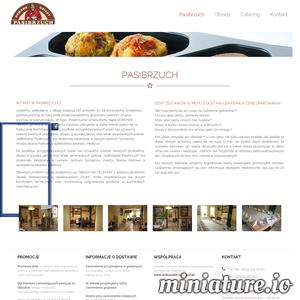 Zapraszamy do skorzystania z atrakcyjnej usługi na catering w Szczecinie. Nasz catering jest pełnowartościowy, smaczny, zdrowy i co istotne w korzystnej cenie. Do jego przygotowania używamy wyłącznie świeżych i dobrych produktów. Możemy dostarczyć catering na wiele okoliczności, takich jak: bankiety, konferencje, szkolenia, prezentacje, wykłady, szkolenia, prezentacje, rocznice, chrzciny, komunie, imieniny, urodziny i inne. Polecamy nasze usługi. Zapraszamy jednocześnie do naszej jadłodajni Pasibrzuch na smaczne i niedrogie obiady w Szczecinie. Zachęcamy, aby odwiedzić naszą stronę internetową i zapoznać się ze szczegółami naszej oferty.