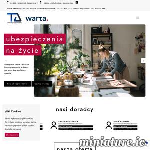 Oferujemy ubezpieczenia w Lesznowoli i Piasecznie. Sprzedajemy polisy Warty. Zapraszamy na naszą stronę internetową! Znajdą tam Państwo więcej informacji na temat naszej działalności. Zapraszamy również do kontaktu. Chętnie odpowiemy na wszystkie pytania dotyczące naszej oferty.