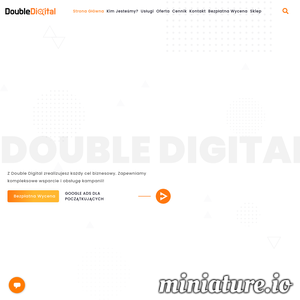 Double Digital – Agencja Marketingu Internetowego. Specjalizuje się w reklamach Google Ads, analityce, przygotowaniu strategii marketingowej prowadzeniu kampanii reklamowych online. Dzięki reklamie Google Ads możesz w szybki sposób pozyskać nowych klientów. Kluczem do sukcesu jest dobór odpowiedniego typu kampanii oraz jej profesjonalna optymalizacja, przynosząca zwrot z inwestycji. Sprawdź, Gdzie Będzie Wyświetlać Się Twoja Reklama. Bezpłatne konsultacje. Google Ads (dawniej Google AdWords) to obecnie najskuteczniejszy system reklamowy w Internecie. Za pomocą linków sponsorowanych, nawet słabo wypozycjonowane strony internetowe, mają szansę pojawić się na pierwszej stronie wyszukiwania – kluczowej dla pozyskiwania ruchu użytkowników. Google Ads umożliwia reklamowanie się zarówno w wyszukiwarce Google, jak i na różnych witrynach partnerskich sieci reklamowej Google. Do naszej dyspozycji są reklamy tekstowe, banery statyczne oraz animowane, reklamy lightbox oraz reklama elastyczna, któr