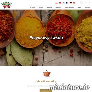 Nasza firma istnieje na rynku spożywczym od 1991 roku. Jest importerem, eksporterem i producentem artykułów spożywczych.
