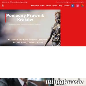 Porady prawne z zakresu prawa karnego, rodzinnego, cywilnego. Prawnik Kraków zaprasza. Wyróżnia nas doświadczenie, wiedza merytoryczna i rozumienie potrzeb klienta. Zespół Kancelarii skupia unikalne doświadczenie i kompetencje, dzięki którym dostarczamy klientom trafione rozwiązania.
