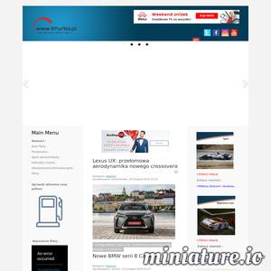 Najnowsza auto gazeta online ! ZAPRASZAMY ! ./_thumb1/www.xturbo.pl.png